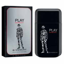 都會玩酷男性淡香水 PLAY IN THE CITY FOR HIM  EAU DE TOILETTE