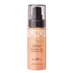 輕透羽絨蜜粉露SPF30** loose powder cream