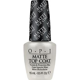 OPI 指甲油系列-薄霧森林霧面護甲油 NTT35 OPI MATTE TOP COAT