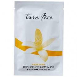 twin face 臉部保養-安瓶頂級水感隱形雲膜 Top Essence Sheet Mask