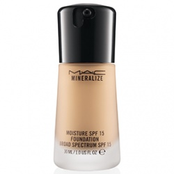 M.A.C 底妝產品-柔礦精華絲柔粉底液SPF15 Mineralize Moisture SPF 15 Foundation