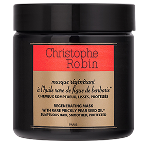 Christophe Robin 護髮-刺梨籽油柔亮修護髮膜 Regenerating Mask with Rare Prickly Pear Oil