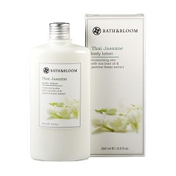 bath&bloom 身體保養-泰國茉莉香氛美體乳 Thai Jasmine body lotion