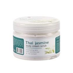 泰國茉莉美體角質代謝霜 Thai Jasmine body scrub