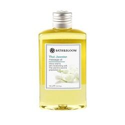 bath&bloom 身體保養-泰國茉莉SPA純天然植物按摩油 Thai Jasmine massage oil