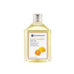 芒果柑橘純天然植物泡澡精油 Mango Tangerine bath milk
