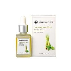 檸檬草薄荷香氛油 Lemongrass Mint aroma oil