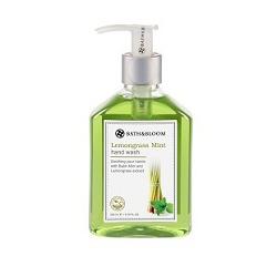 檸檬草薄荷香氛潔手乳 Lemongrass Mint hand wash