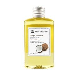 bath&bloom 身體保養-冷萃椰子純天然植物按摩油 Virgin Coconut massage oil
