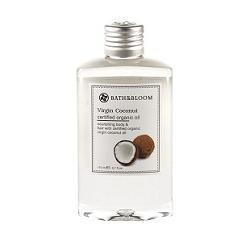 bath&bloom 身體保養-特級冷萃椰子有機萬能美體油 Certified organic virgin coconut oil