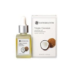 bath&bloom 特級椰油修護系列-冷萃椰子香氛油 Virgin Coconut aroma oil