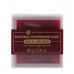 bath&bloom 手工皂系列-野生蘭花天然手工香皂 Wild orchid soap