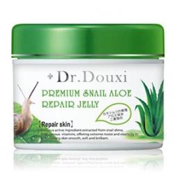 Dr.Douxi 朵璽 保養面膜-蝸牛蘆薈修護舒緩凍膜