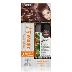 SOFEI 舒妃 七萃系列-15奇跡毛髮修護噴霜(染燙受損)