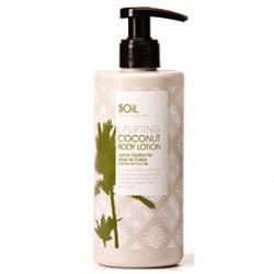 SOiL 所倚 有機椰子甦活香氛身體系列-有機椰子甦活保濕身體乳