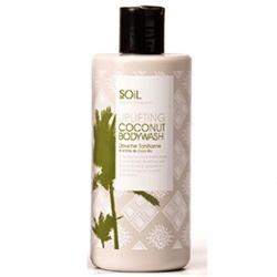 SOiL 所倚 有機椰子甦活香氛身體系列-有機椰子甦活沐浴乳