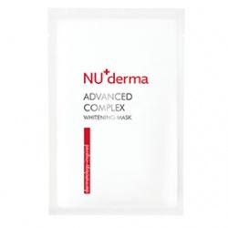 NU derma 新德曼微整概念保養 保養面膜-肌因細白修護微導膜 Advanced Complex Whitening Mask
