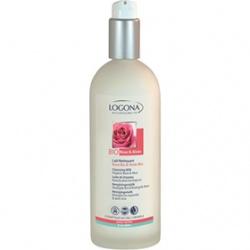 LOGONA 諾格那 經典玫瑰保濕系列-玫瑰蘆薈洗卸潔顏乳 Cleansing Milk organic Rose& Aloe