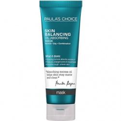 Paula`s Choice 寶拉珍選 面膜-油水平衡礦物泥吸油面膜 Skin Balancing Oil-Absorbing Mask