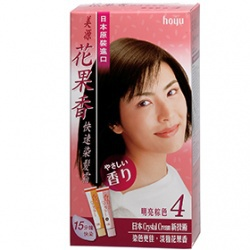 美源花果香快速染髮霜