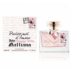 John Galliano 香水系列-甜蜜愛語女性淡香水 PARLEZ-MOI D'AMOUR CHARMING EDITION