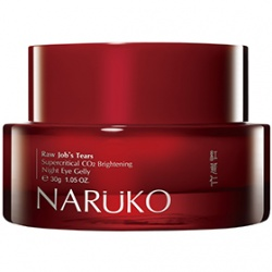 NARUKO 牛爾親研 眼部保養-紅薏仁超臨界美白眼凍膜 Raw Job's Tears Supercritical CO2 Brightening Night Eye Gelly