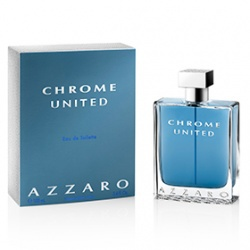 Chrome United酷藍唯我男性淡香水 Chrome United