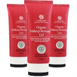 LaBonic 菈菠妮 臉部卸妝-有機玫瑰卸妝凝膠 Rose Organic Makeup Removing Gel