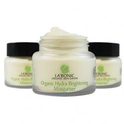 LaBonic 菈菠妮 有機茉莉純淨系列-有機亮白保濕霜 Organic Hydra-Brightening Moisturiser