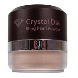 Crystal Dia珠光雪紡蜜粉撲