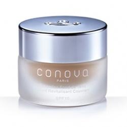 Conova 蔻娜娃 粉霜(含氣墊粉餅)-活膚緊緻粉底霜 Creamliss Foundation