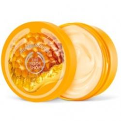 The Body Shop 美體小舖 雨林花叢蜂蜜身體系列-雨林花叢蜂蜜身體滋養霜