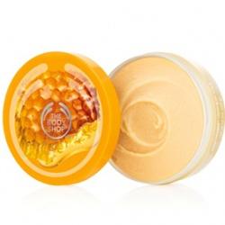 The Body Shop 美體小舖 雨林花叢蜂蜜身體系列-雨林花叢蜂蜜身體磨砂膏