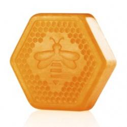 The Body Shop 美體小舖 雨林花叢蜂蜜身體系列-雨林花叢蜂蜜潔膚皂