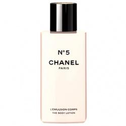 CHANEL 香奈兒 N°5系列-N°5柔膚身體乳液