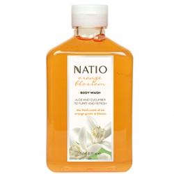 Natio 沐浴清潔-香橙花氛芳保濕沐浴乳