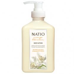 Natio 香橙花氛芳身體保養系列-香橙花氛芳保濕身體乳