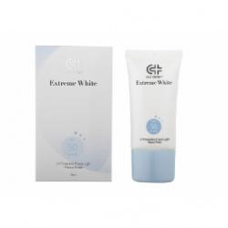 Gly Derm 果蕾 極白光勻亮系列-極白光勻亮高效清透防護霜SPF50★★★(自然潤色) Gly Derm Extreme White Multi-Protection Sunscreen Cream SPF50 ★★★ (Tinted)