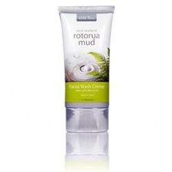 潔淨洗顏霜 Rotorua Mud Facial Wash Creme