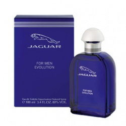 JAGUAR 男仕香氛-藍色經典男性香水 JAGUAR EVOLUTION for Men