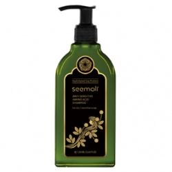 Seemoli 蓆沐麗 頭皮養護有機系列-柔敏育髮胺基酸洗髮精