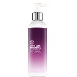 The Body Shop 美體小舖 紫玫麝香系列-紫玫麝香身體潤膚乳