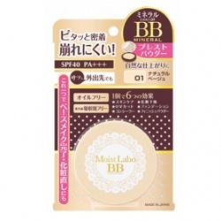 MEISHOKU 明色 粉餅-Moist Labo礦物BB粉餅