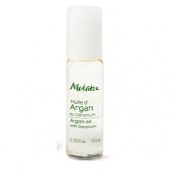Melvita 蜜葳特 手部保養-歐盟BIO堅果天竺葵手部修護油 Argan Oil with Geranium Roll-on
