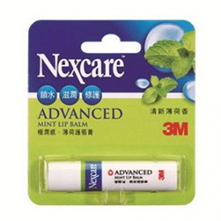 3M 唇部保養-極潤感 薄荷護唇膏