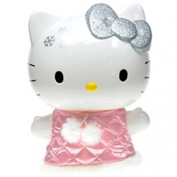 Hello Kitty 女香-白雪凱蒂香氛沐浴膠