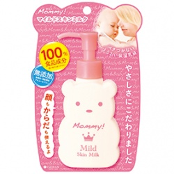 KISS ME 奇士美-開架 身體保養-Mommy保濕身體乳 Mommy Mild Skin Milk