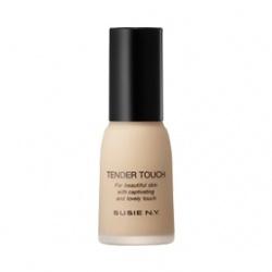 SUSIE N.Y. 粉底液-輕透柔光粉底液SPF25 PA++ SUSIE N.Y. Tender Touch