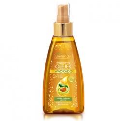Bielenda 碧爾蘭達 護髮-冷榨酪梨精箤全效修護油 Precious Avocado Oil 3in1 (face/body/hair)