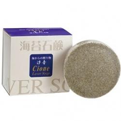 Cione 汐音 洗顏-海苔泡沫面膜